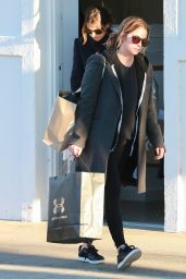 Ashley Benson Shopping in Los Angeles, December 2015