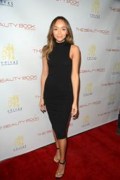 Ashley Madekwe – The Beauty Book For Brain Cancer Edition Two Launch Party in Los Angeles, 12/3/2015