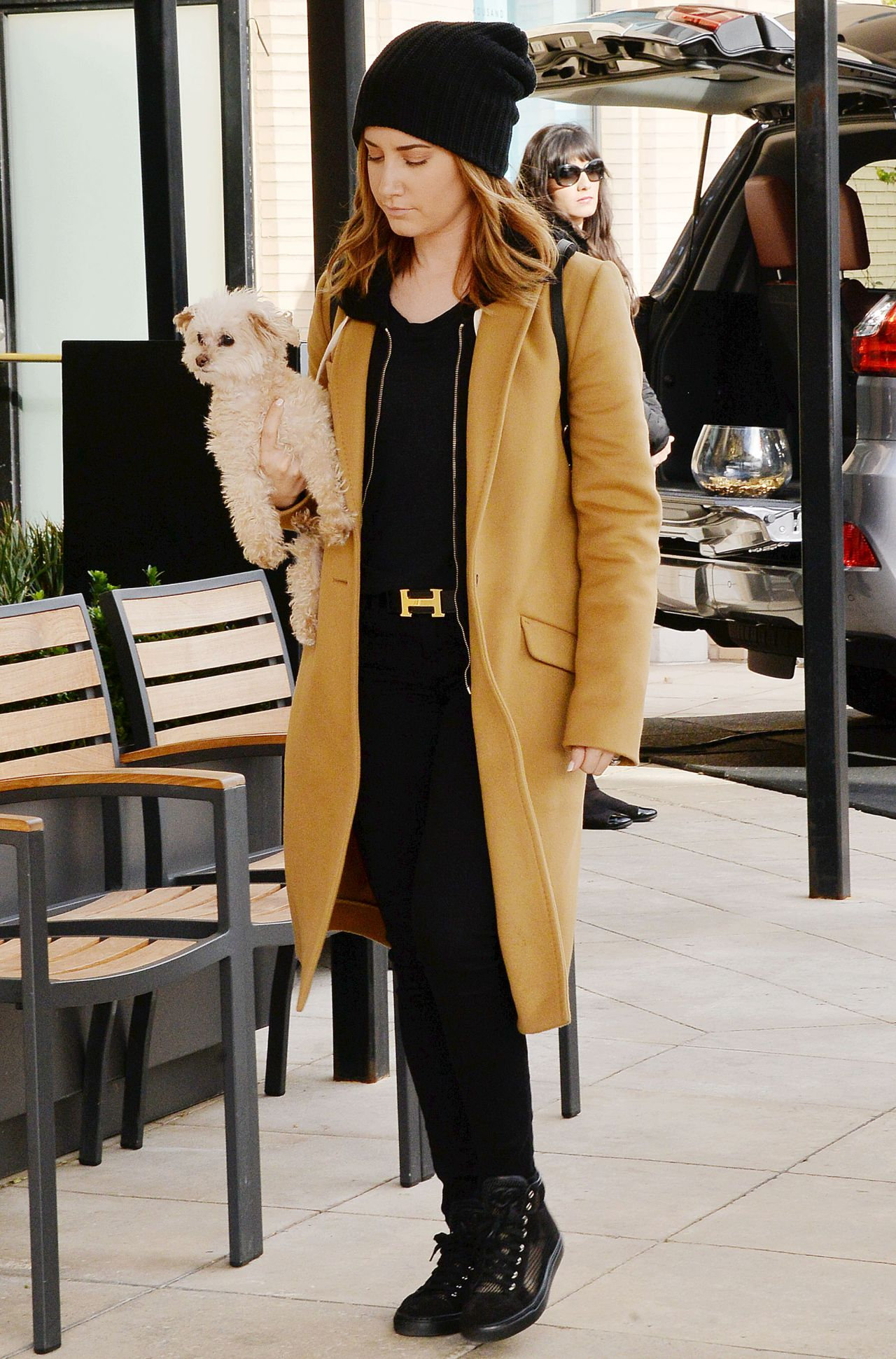 Ashley Tisdale Street Fashion Out In Los Angeles 12272015