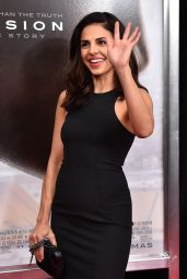 Azita Ghanizada - Concussion Premiere in  New York City, NY