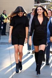 Bailee Madison Style - Out in Los Angeles, December 2015