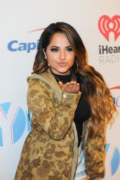 Becky G – Y100's Jingle Ball 2015 Presented by Capital One in Sunrise,FL 12/18/2015