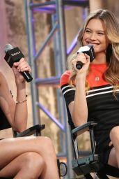 Behati Prinsloo – Aol Build Series Victoria's Secret Angels In New York, 12-7-2015