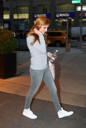 Bella Thorne in Tight Jeans - Out in New York City, 12/16/2015