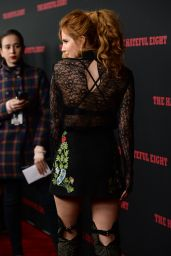 Bella Thorne – 'The Hateful Eight' Premiere in Los Angeles - Part II