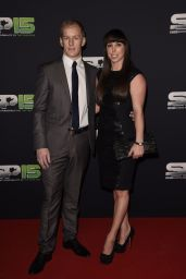 Beth Tweddle - 2015 BBC Sports Personality of the Year Award at Odyssey Arena in Belfast, Northern Ireland