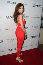 Blanca Blanco – Genlux Magazine Beverly Johnson Cover Issue Party in Beverly Hills, December 2015
