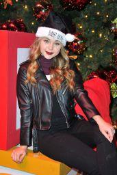 Brec Bassinger – Knott's Merry Farm Countdown to Christmas & Tree Lighting, December 2015