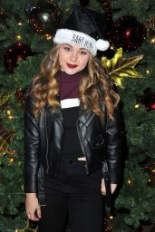 Brec Bassinger – Knott's Merry Farm Countdown to Christmas & Tree Lighting, December 2015
