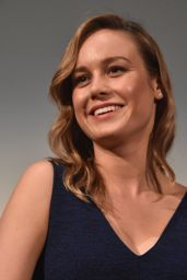 Brie Larson - Room Screening and Q&A at the Aero Theatre in Santa Monica, December 2015