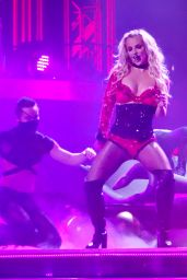 Britney Spears Performing at Planet Hollywood Resort & Casino in Las Vegas - 12/27/2015