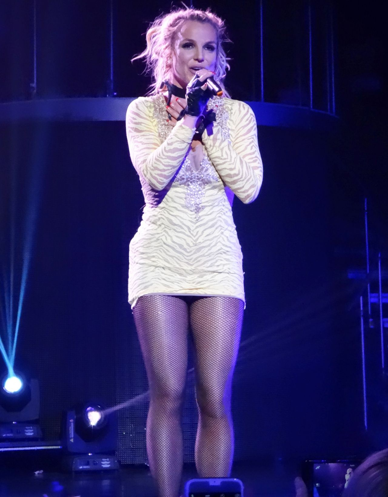 Britney Spears Performing at Planet Hollywood Resort ... Britney Spears Las Vegas