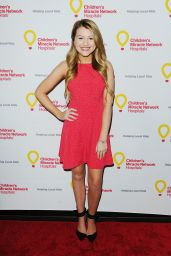 Brooke Sorenson – 2015 Children's Miracle Network Hospitals' Winter Wonderland Ball in Hollywood
