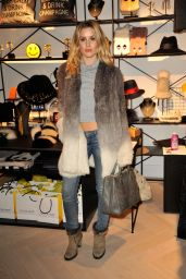 Caggie Dunlop - Launch of the To The Nine Store in London, December 2015