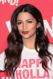 Camila Alves – Target Wonderland in New York, 12-7-2015