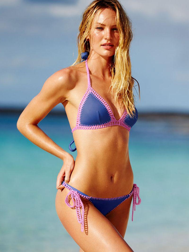 Candice Swanepoel Bikini Photos – Victoria's Secret December 2015 ...