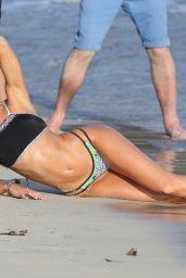 Candice Swanepoel in Bikini - Victoria