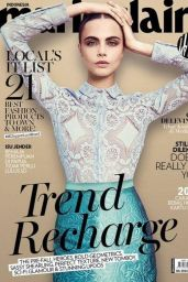 Cara Delevingne - Marie Claire Indonesia July 2015 Cover