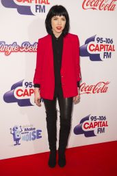 Carly Rae Jepsen Performs at Jingle Bell Ball 2015 Day Two in London