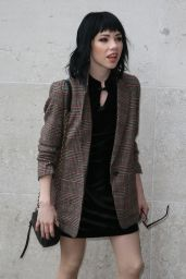 Carly Rae Jepsen Style - at BBC Radio One Studios London, 12-7-2015