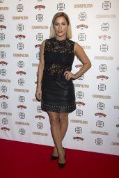 Caroline Flack – 2015 Cosmopolitan Ultimate Women of the Year Awards in London