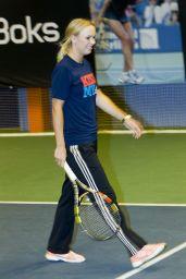 Caroline Wozniacki - Copenhagen, November 2015