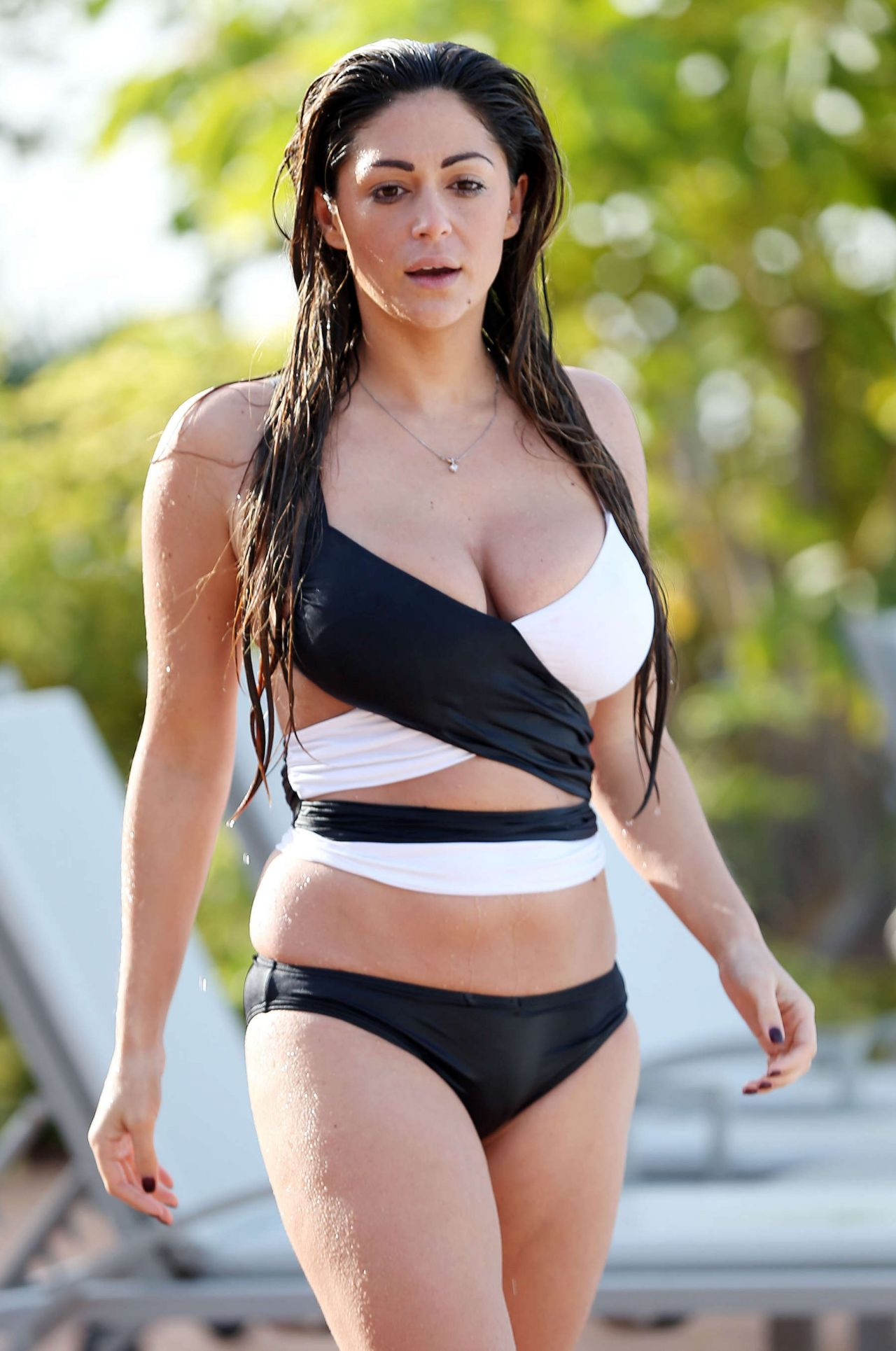 Casey Batchelo Hot In Bikini - Tennerife 12242015-9801