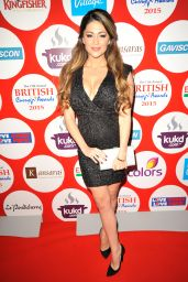 Casey Batchelor – 2015 British Curry Awards at the Battersea Evolution in London