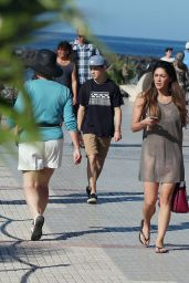 Casey Batchelor in Spain, December 2015