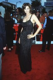 Catherine Bell on Red Carpet -