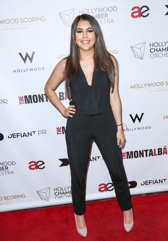 Catie Waters – Hollywood Chamber Orchestra Debut Performance in Los Angeles 12/11/2015