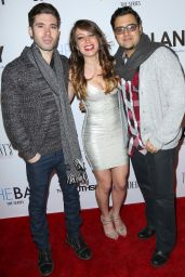 Celeste Fianna – LANY Entertainment Holiday Party and Charity Event in Los Angeles, December 2015