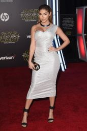 Chantel Jeffries – Star Wars: The Force Awakens Premiere in Hollywood