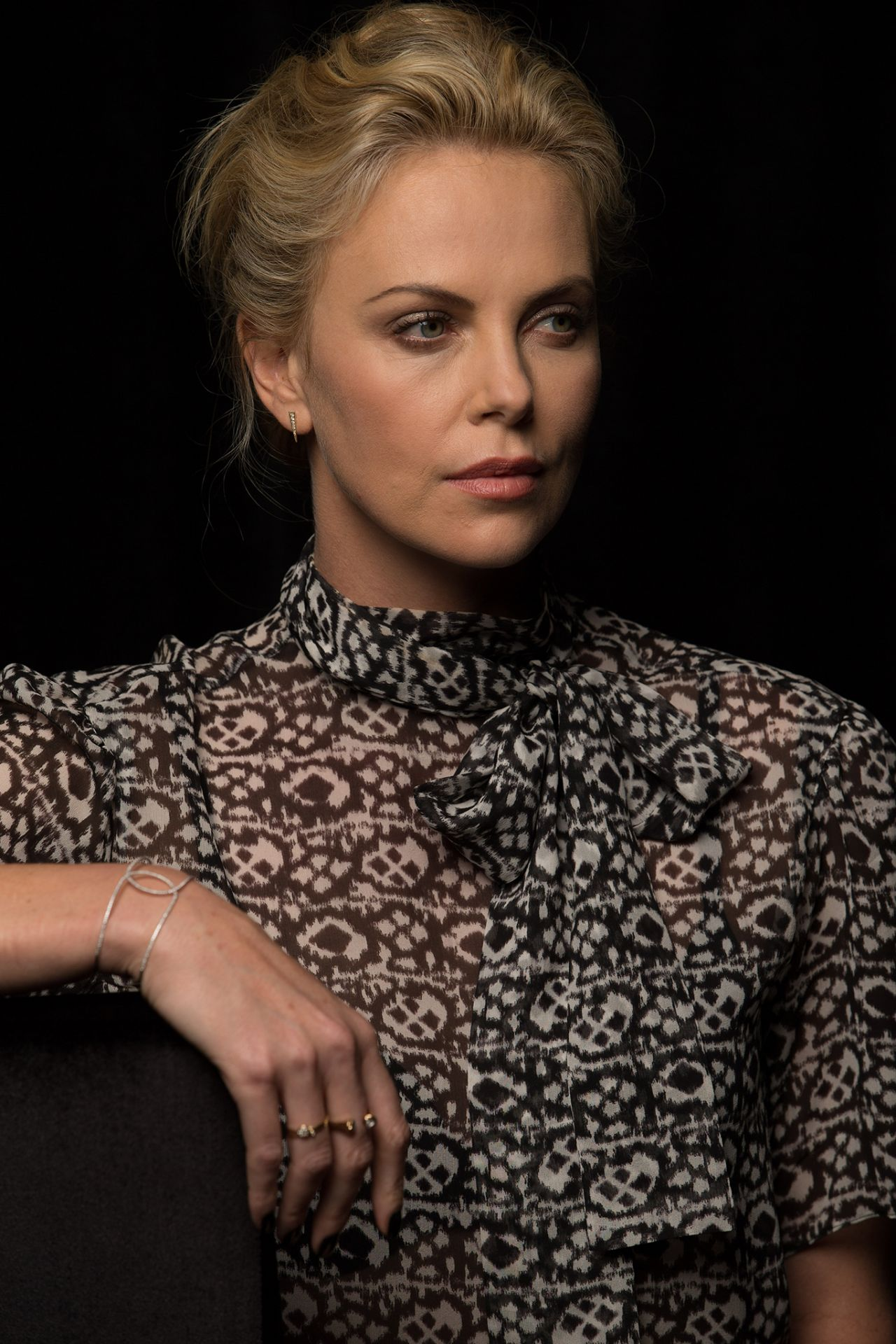 Charlize Theron Photoshoot For Usa Today 2015