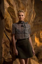 Charlize Theron - Photoshoot for USA Today 2015
