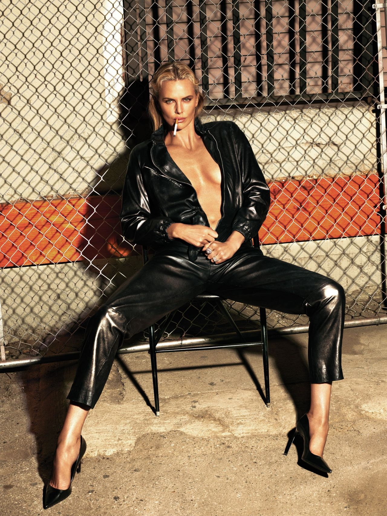 Charlize Theron – W Magazine May 2015 Cover and HQ Pics Charlize Theron