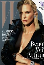 Charlize Theron - W Magazine May 2015 Cover and HQ Pics