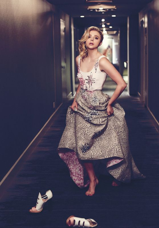 Chloë Grace Moretz –  Modern Luxury Magazine January/Febuary 2016