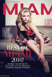 Chloë Grace Moretz - Photo Shoot for Modern Luxury Magazine January/Febuary 2016