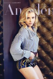 Chloë Grace Moretz - Photo Shoot for Modern Luxury Magazine January/Febuary 2016