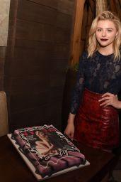 Chloë Moretz - Nylon Cover Party in Los Angeles, December 2015