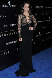 Chloe Bennet - Unforgettable Gala - Asian American Awards at The Beverly Hilton Hotel in Los Angeles