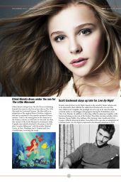 Chloe Grace Moretz - F Magazine December 2015 January 2016 Issue