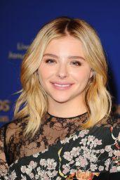 Chloe Moretz - 2015 Golden Globe Nominations in Los Angeles