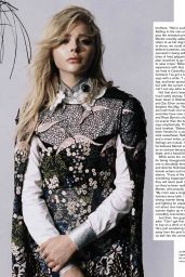 Chloe Moretz – Nylon Magazine December-January 2015-2016 Issue