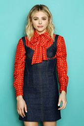Chloe Moretz - Photoshoot for iHeartRadio Jingle Ball 2015