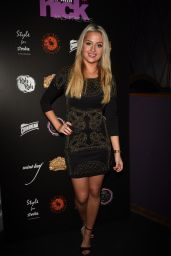 Chloe Paige – A Night With Nick Held at Rahrah Room, Piccadilly in London