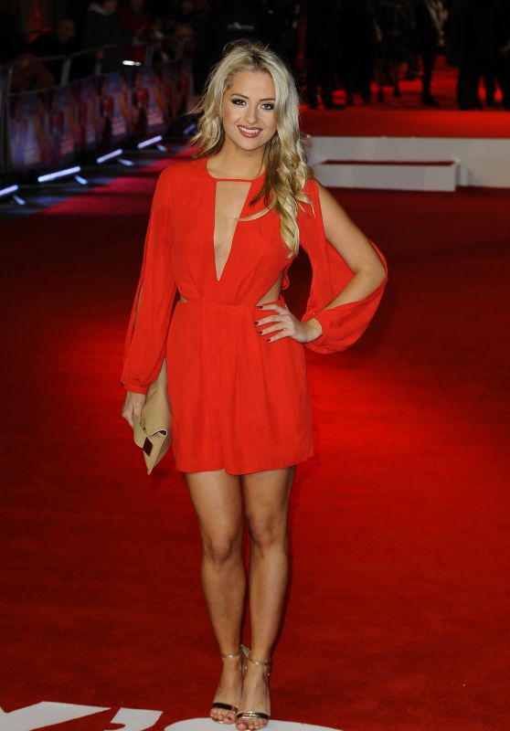 Chloe Paige – 'Daddy's Home' UK Film Premiere at Vue, Leicester Square in London