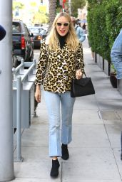 Chloe Sevigny Casual Style - Shopping in Beverly Hills, December 2015