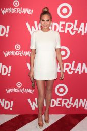 Chrissy Teigen – Target Wonderland in New York, 12-7-2015